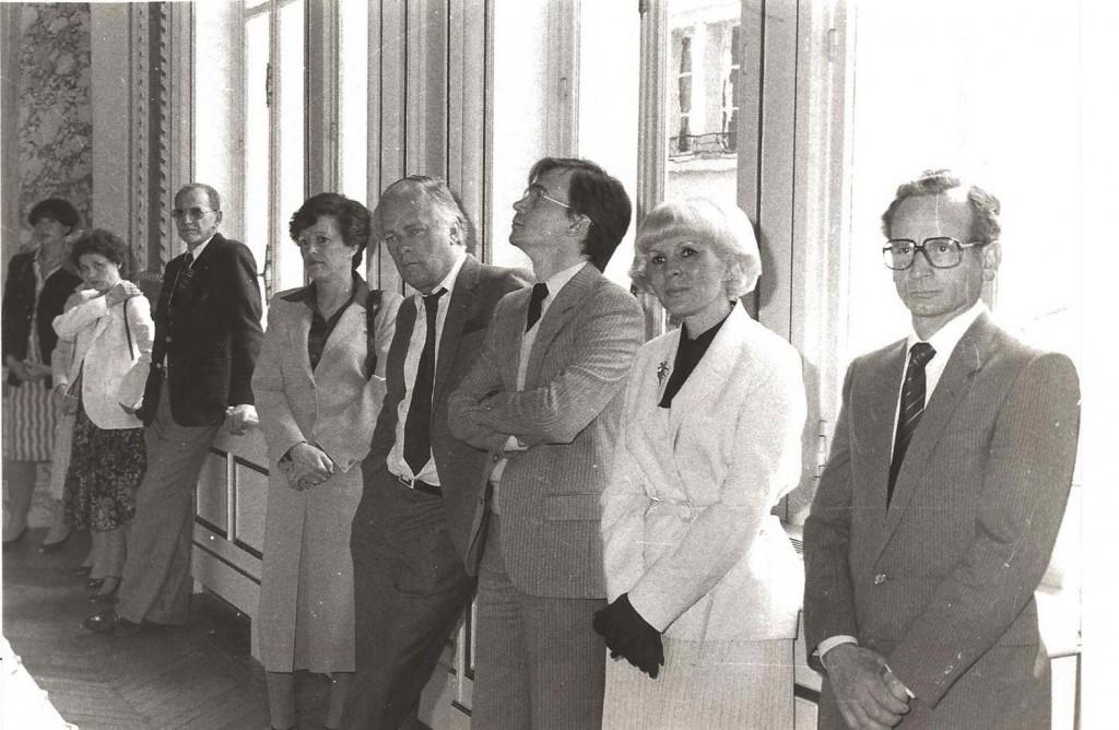 1981 : Remise public
