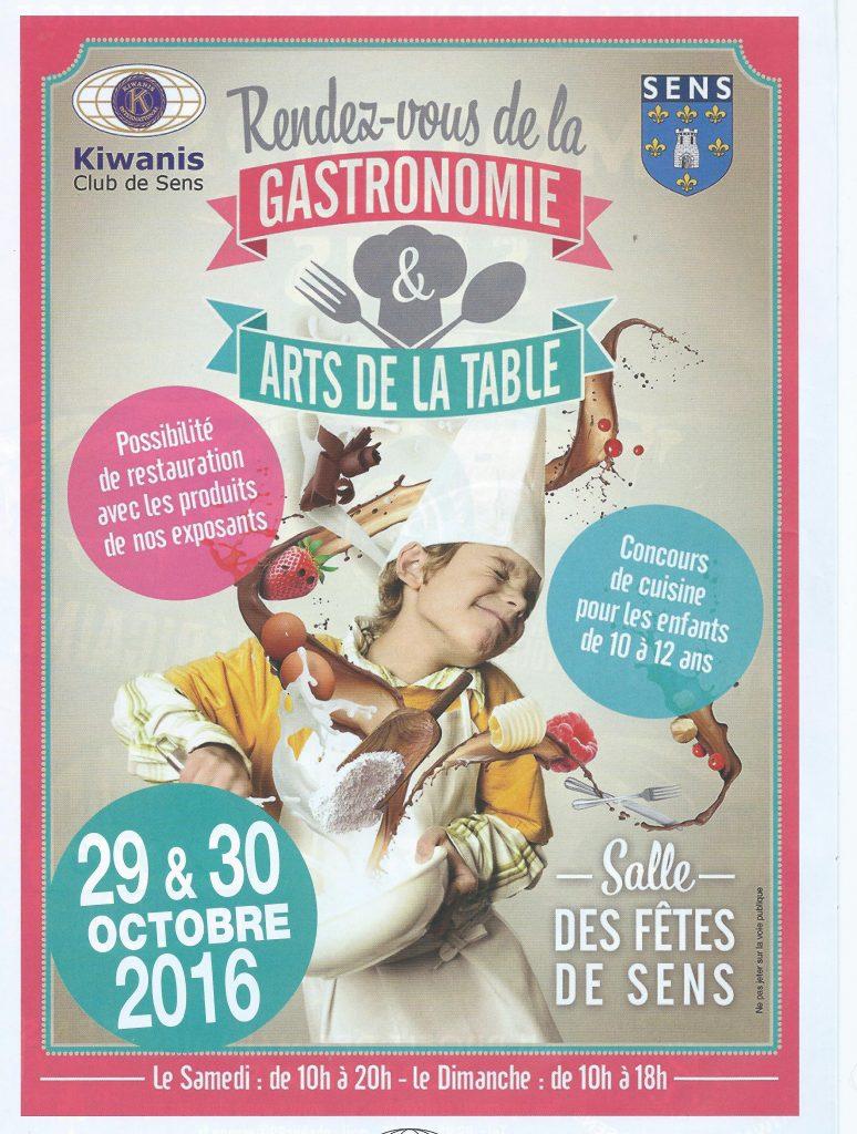 10 Gastronomie 2016